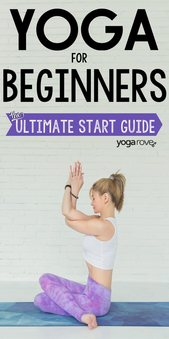 Yoga for Beginners Start Guide