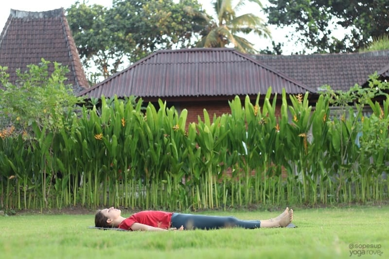Savasana/ Corpse Pose for Beginners