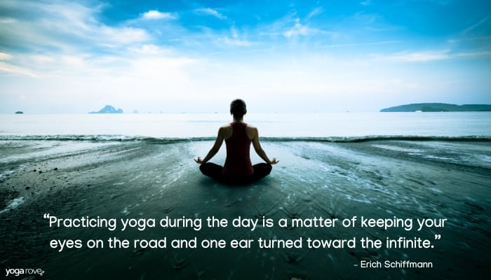 yoga quote about breathing