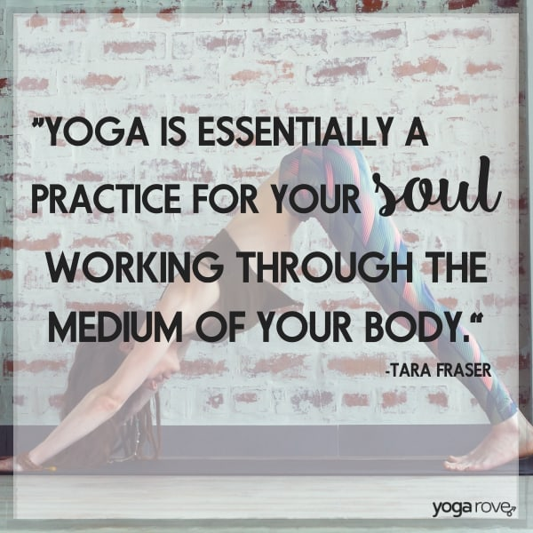 yoga quotes for the soul