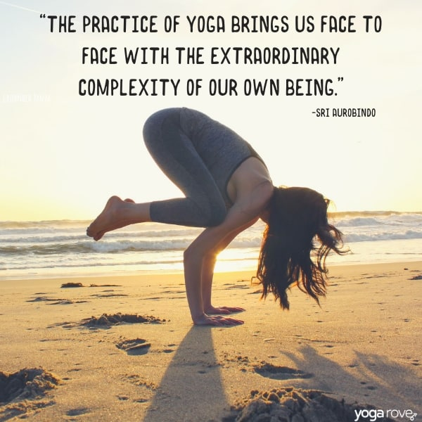 yoga quotes about practice