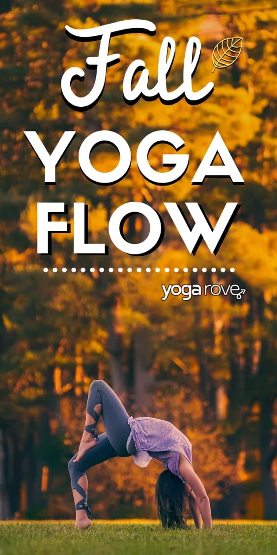 Yoga Flow for Fall