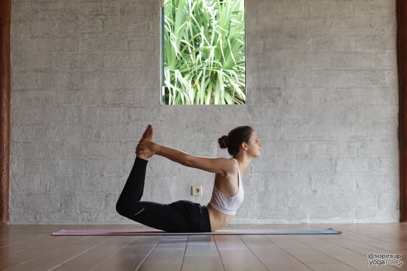 Yoga for Flexibility- Bow Pose