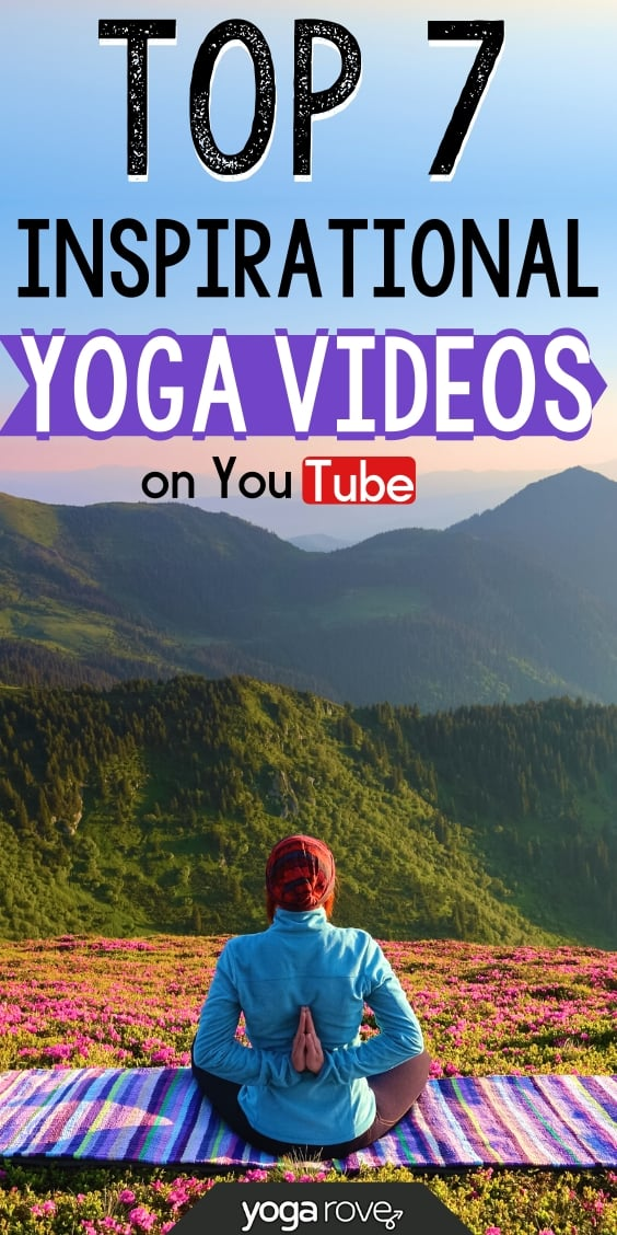 Top Inspirational Yoga Videos on Youtube