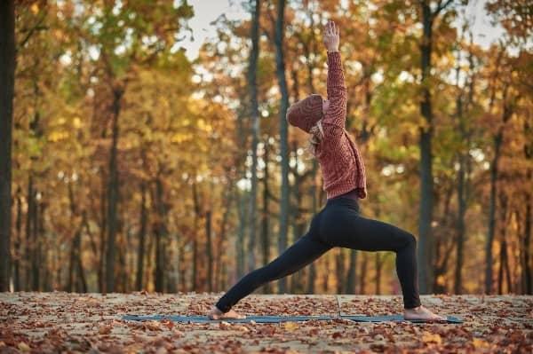Autumn Yoga Flow