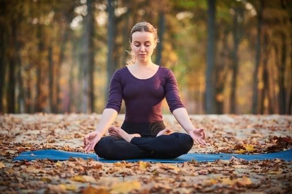 Autumn Yoga Flow- Lotus
