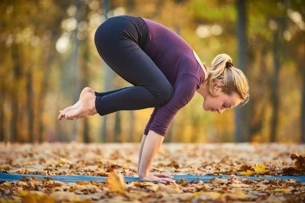 Autumn Yoga Flow for Balance and Focus