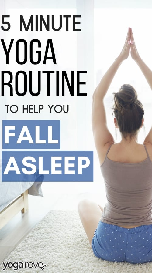 Yoga Routine for Sleep