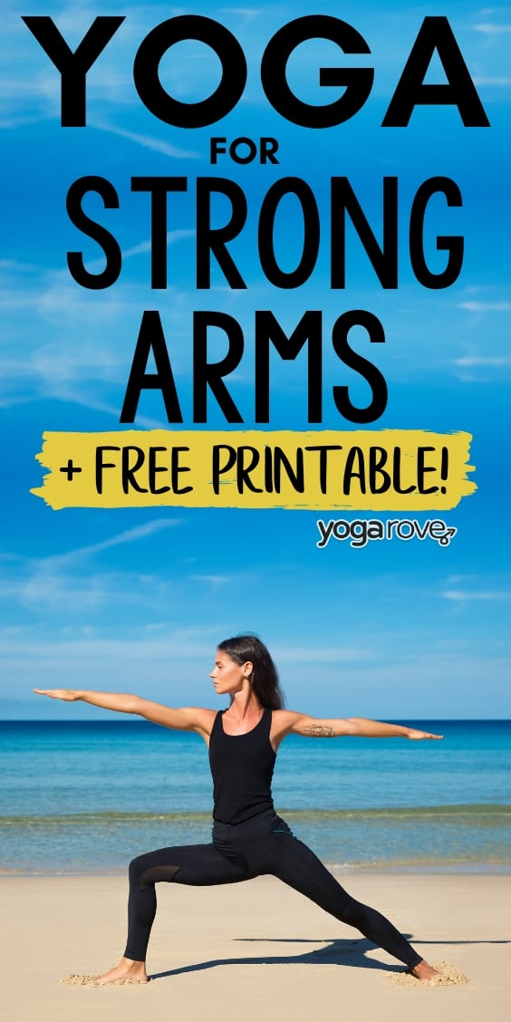 Yoga Routine for Strong Arms