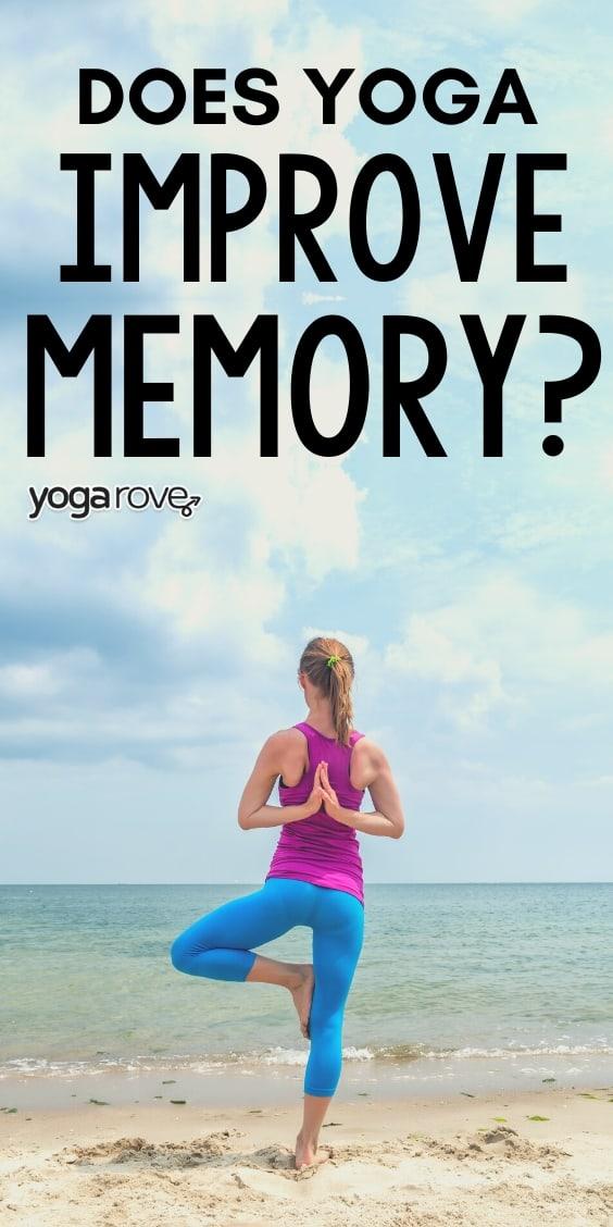 does yoga improve memory?