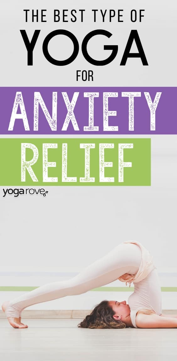 the best type of yoga for anxiety