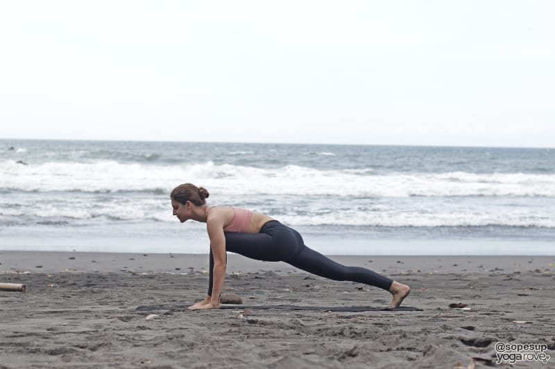 yoga poses to practice everyday- runners lunge