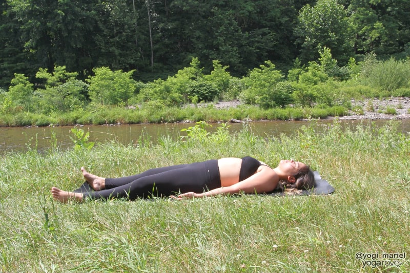 yoga to practice everyday-savasana