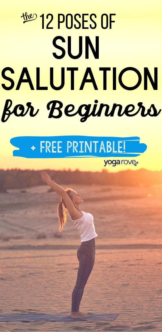 how to do sun salutation for beginners
