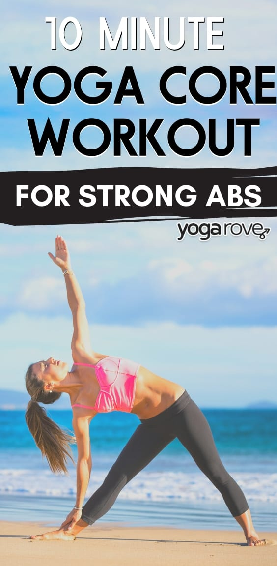 yoga routine for strong abs