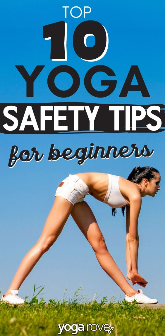 yoga safety tips for beginners