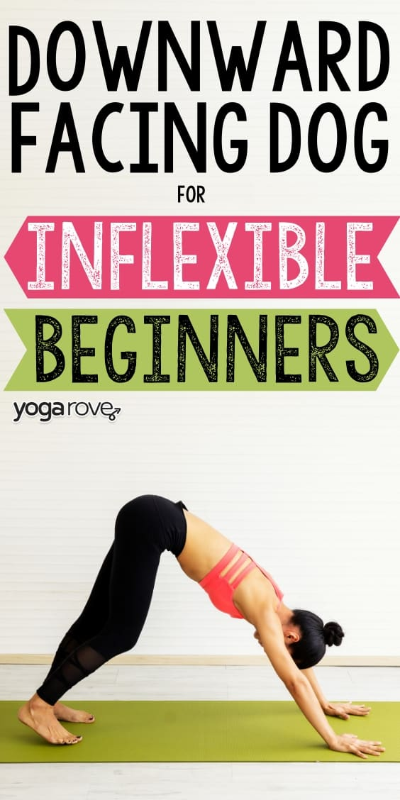 how to do downward dog for beginners