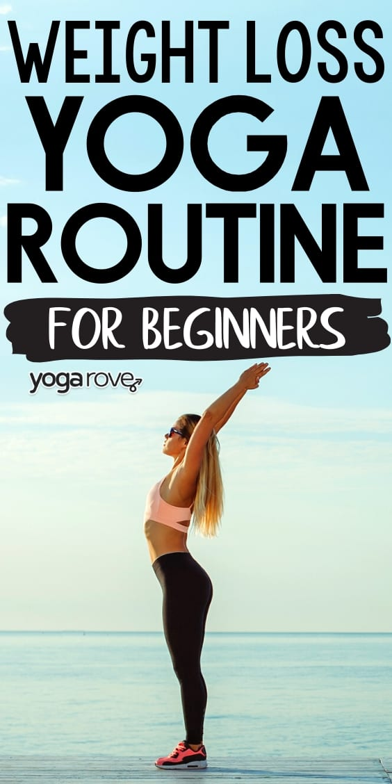 weight loss yoga routine for beginners