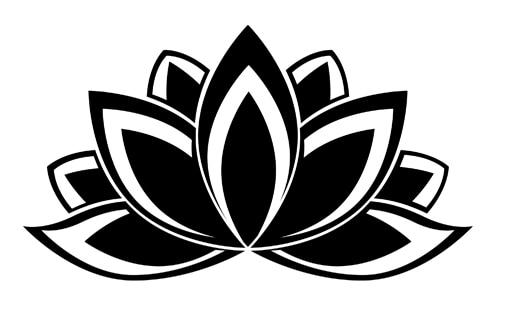 Lotus Flower Symbol