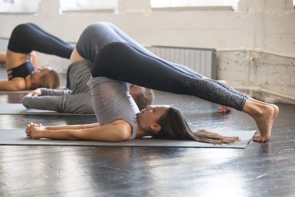 Advanced type of yoga- yin yoga