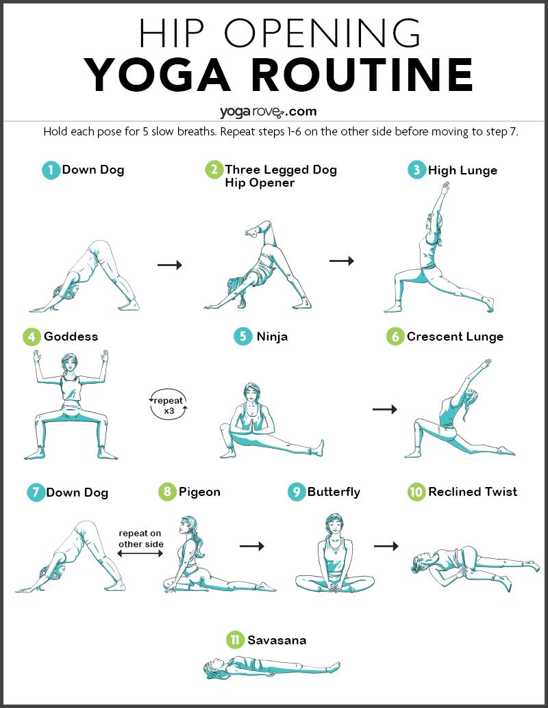 yoga-routine-for-hips-printable