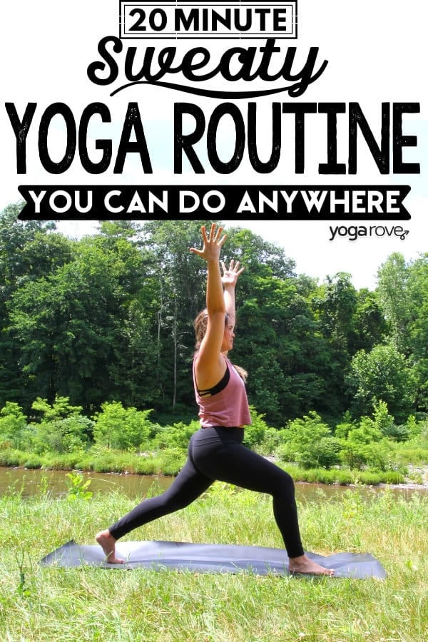 living room yoga workout