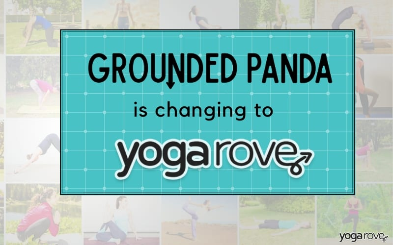 grounded panda rebranding to yoga rove 1/6/2020
