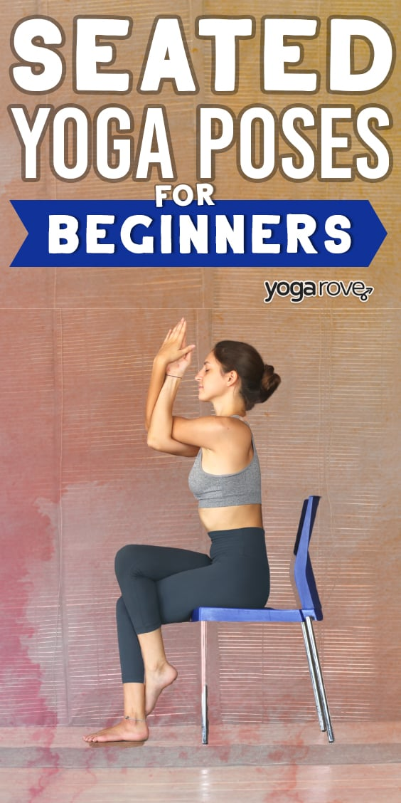 seated yoga poses for beginners