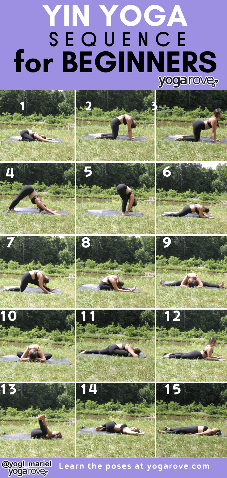 The Best Yin Yoga Sequence For Beginners Yoga Rove
