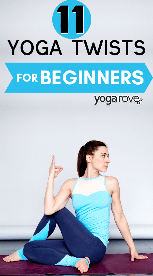 yoga twists for beginners